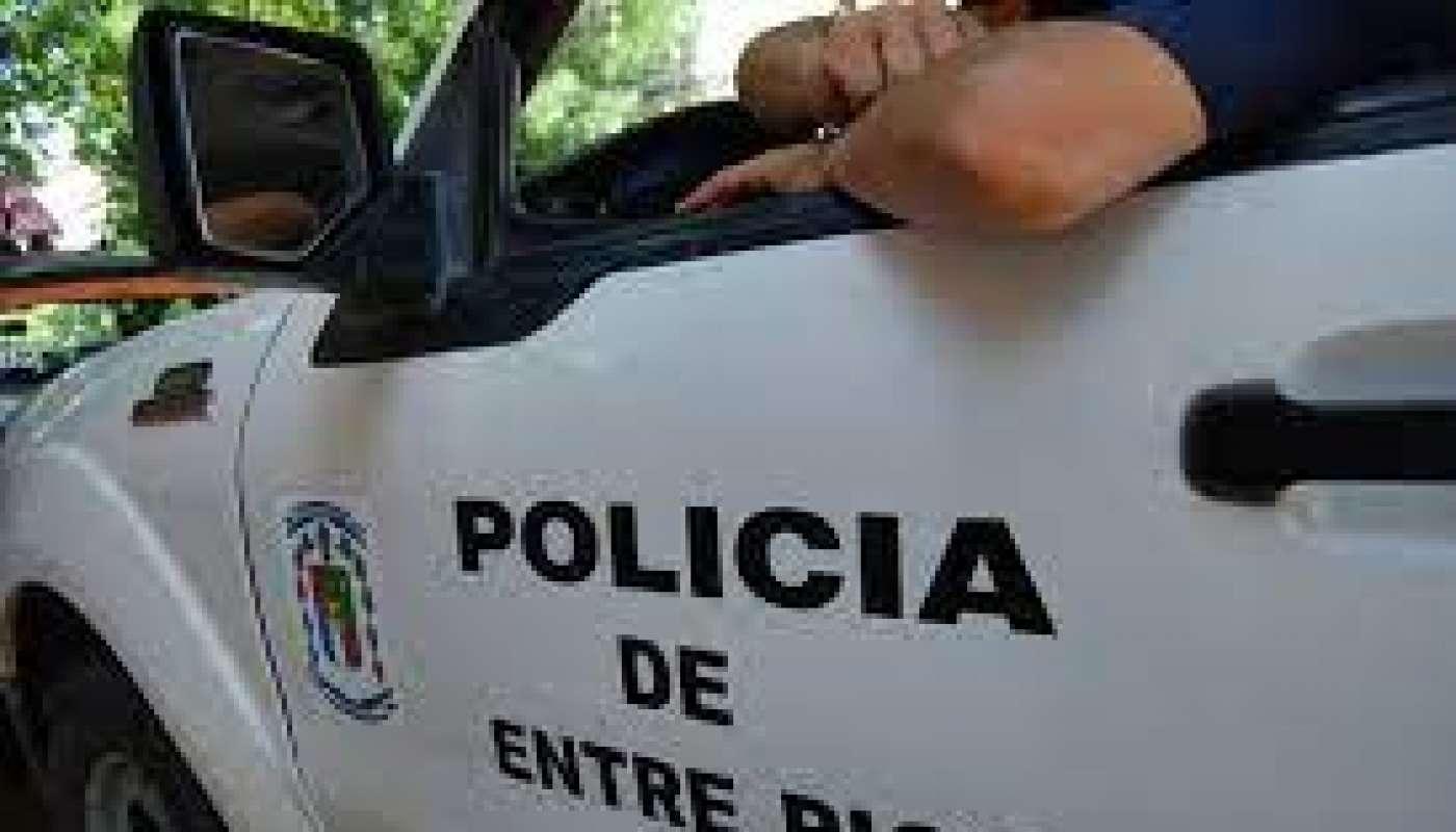 Alrededor de las 20 horas de este sábado, un accidente de características fatales tuvo como escenario las calles de Chajarí, más precisamente avenida Alem, entre Irigoyen y Sáenz Peña.