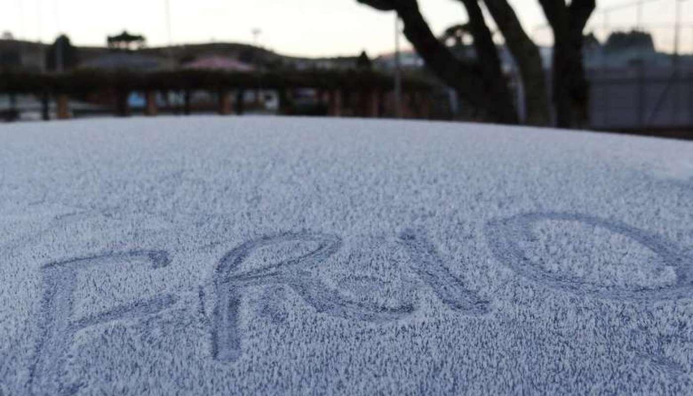 En horas de la madrugada de este martes el descenso se hacía notar, sobre todo en el sur entrerriano. El frío más intenso se irá revirtiendo a medida que avance la semana, con un leve, pero progresivo, incremento térmico.