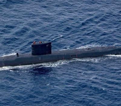 Insólito: hicieron asado en la cubierta de un submarino nuclear