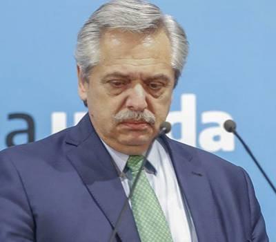 Alberto F. ponderó al Ejército por denunciar al militar retirado que convocó a un alzamiento