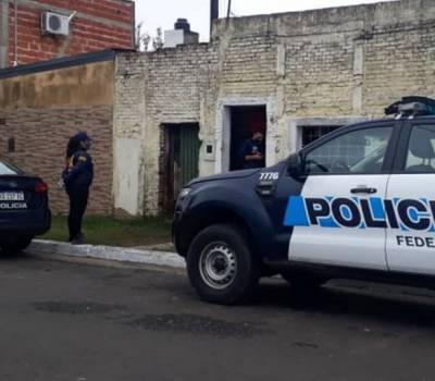 """Reunión explicativa sobre traslados en la Policía Federal de Chajari: """"desde enero ya estaba planificado"""" dijo Reniero"""