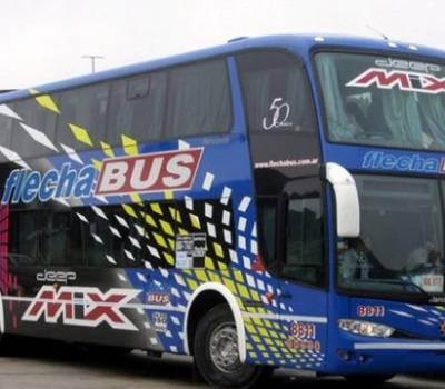 Se reanuda en Entre Ríos el transporte de pasajeros de jurisdicción nacional