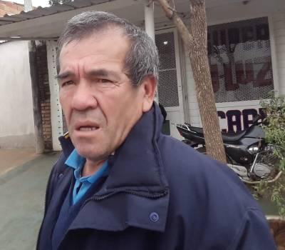 Sixto Romero del Club Unión salió al cruce y duro contra la conformación del consejo del deporte.