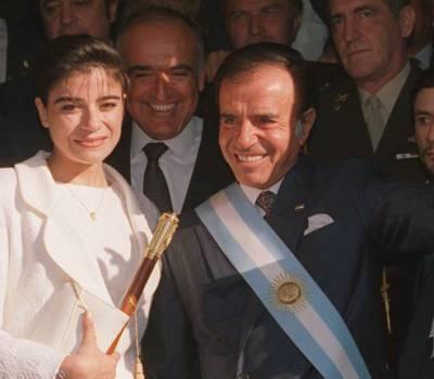 Los restos del ex presidente Menem serán inhumados en el cementerio islámico de La Tablada