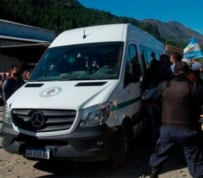 Cinco personas fueron detenidas por el ataque al presidente Alberto Fernández en Chubut