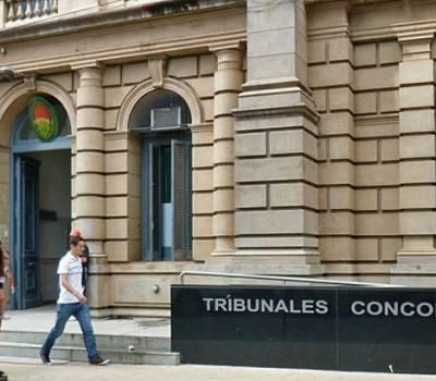 Varias dependencias judiciales cerradas tras la confirmación de casos de COVID