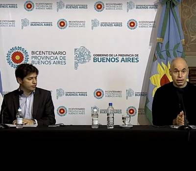Coronavirus en la Argentina: confirmaron 2.060 contagios en las últimas 24 horas