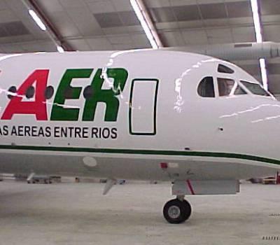 ¿Disuelven la empresa Líneas Aéreas Entre Ríos? El proyecto que el Ejecutivo envió a Diputados