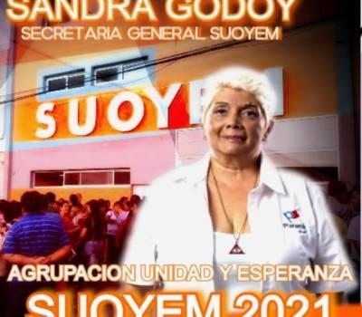 Sandra Godoy denuncia nos robaron nuestros fondos