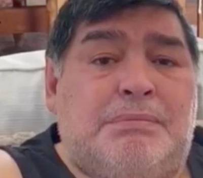 ¿Cómo se encuentra Diego Maradona?