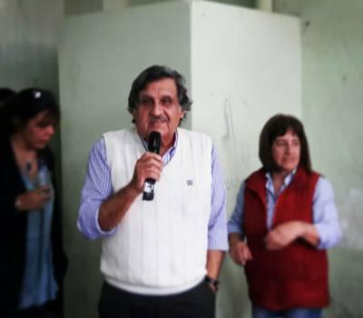 Entrevista al secretario General de ATE seccional Concordia Por Liz Cané