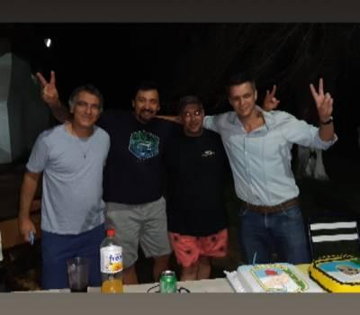 VICTOR RODRIGUEZ LE GANO 9 A 1 MEDINA LA CONCEJALIA DE LA PRIMERA.